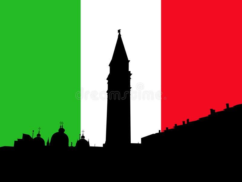 флаг маркирует квадратный st бесплатная иллюстрация