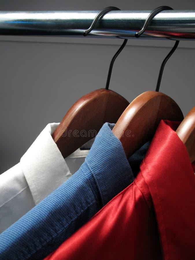 флаг представляя русские рубашки стоковые фотографии rf