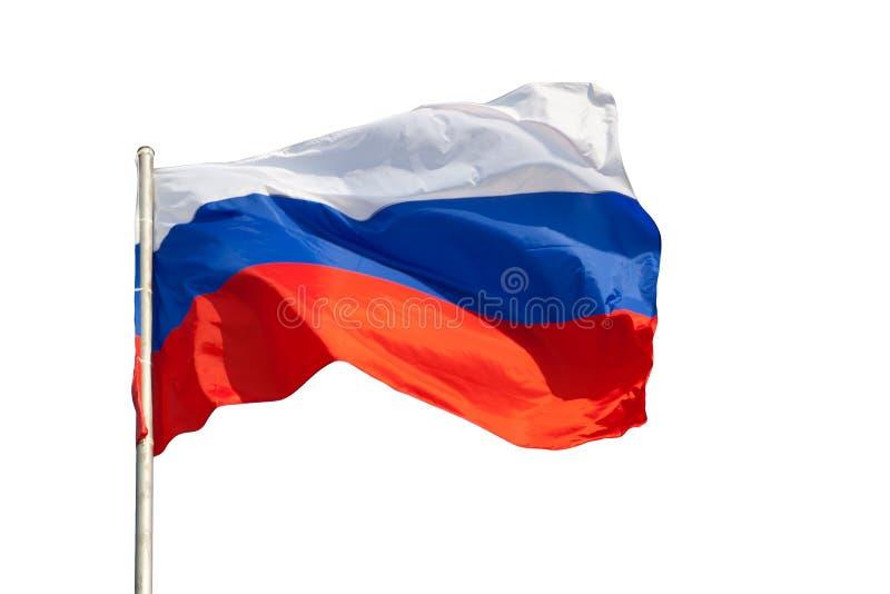 флаг Россия стоковое фото rf
