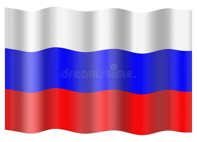 флаг Россия бесплатная иллюстрация