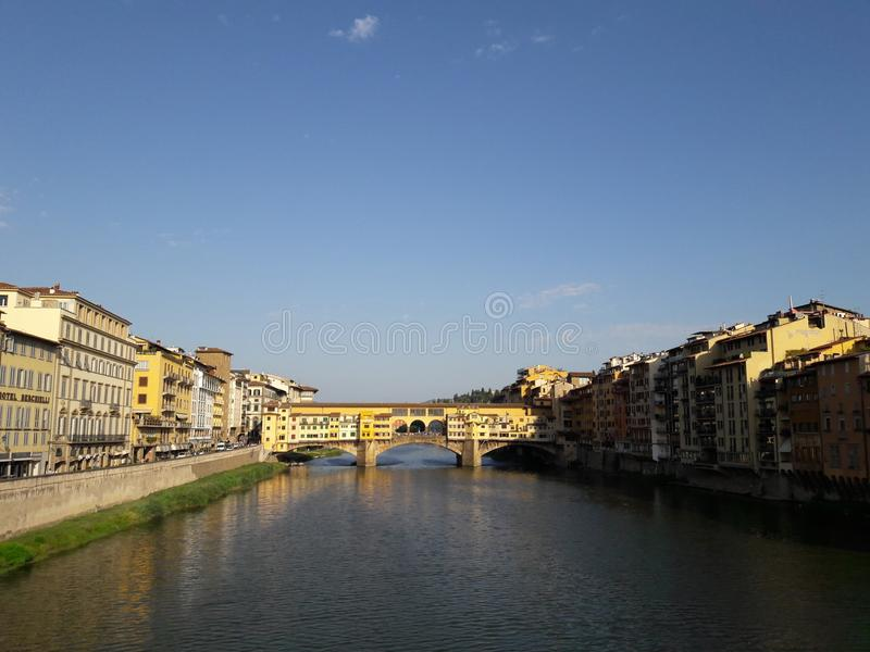 Флоренс Ponte Vecchio стоковое изображение