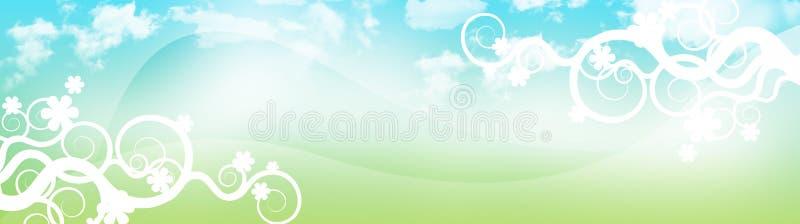 флористическая весна коллектора листва бесплатная иллюстрация