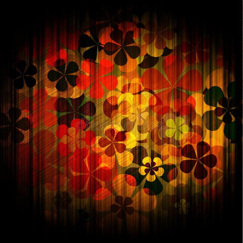 Флористическая предпосылка бесплатная иллюстрация