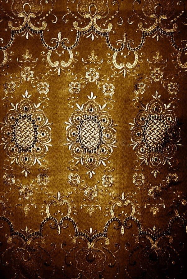 флористическая текстура иллюстрация штока
