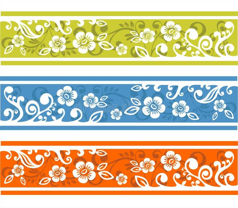 флористические прокладки 3 бесплатная иллюстрация