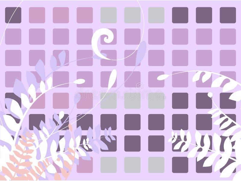 флористический вектор иллюстрация штока