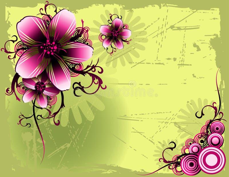 флористический вектор бесплатная иллюстрация