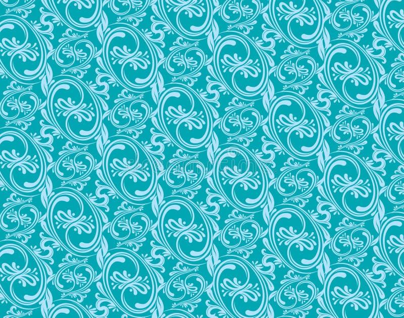 флористический орнамент ретро иллюстрация штока
