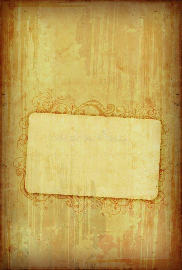 Download флористический сбор винограда рамки Иллюстрация штока - иллюстрации насчитывающей украшение, grunge: 6869471