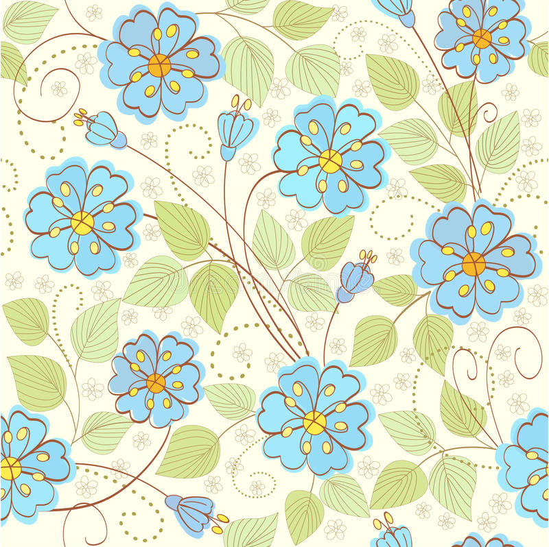 флористическое предпосылки милое бесплатная иллюстрация