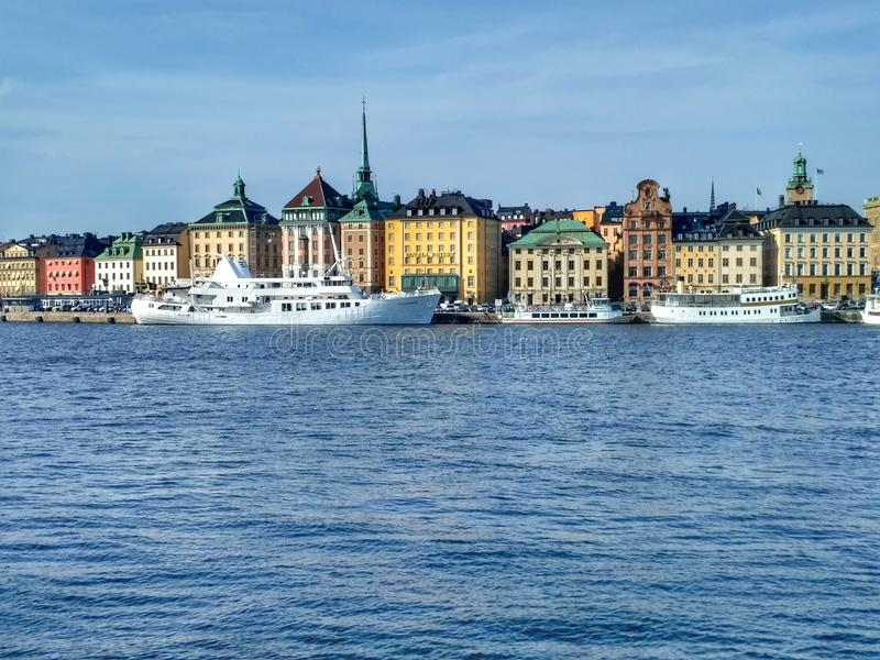 Флюиды Стокгольма стоковая фотография