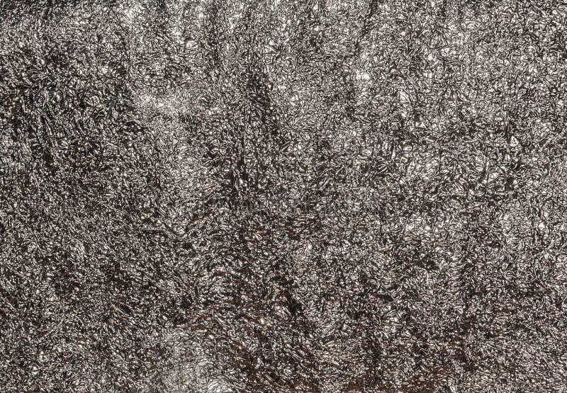 фольга скомканная предпосылкой стоковое изображение rf