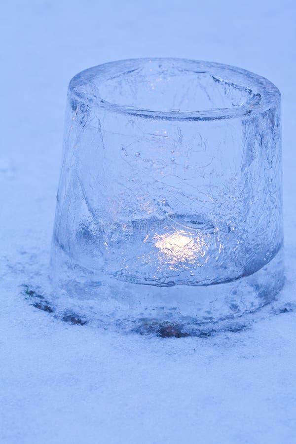 Фонарики льда стоковая фотография rf