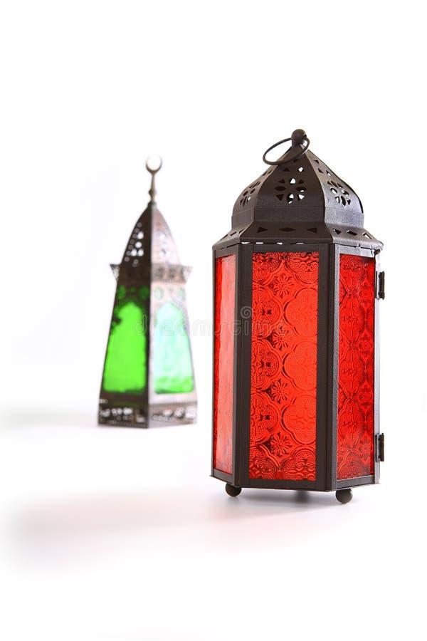 фонарик ramadan стоковая фотография