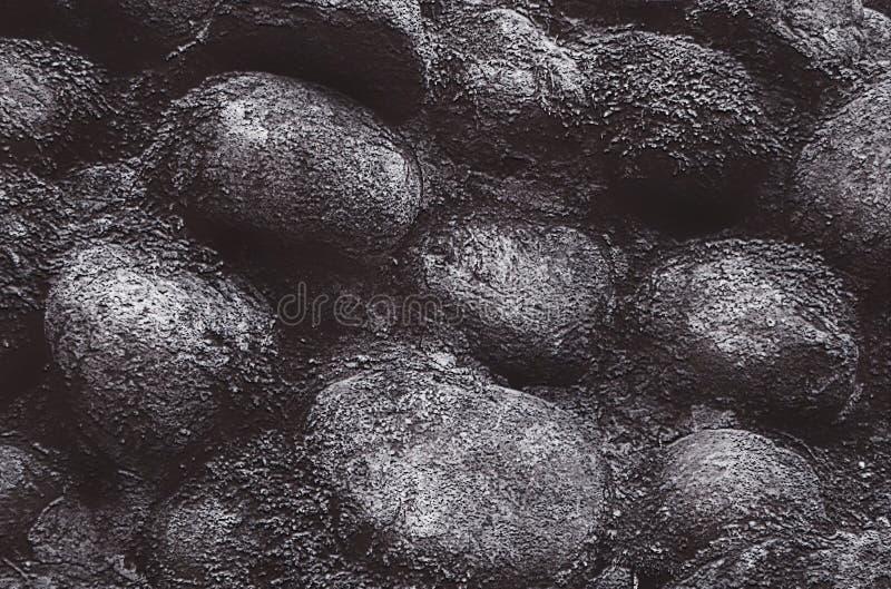 Фоновое изображение серой каменной текстуры стоковая фотография