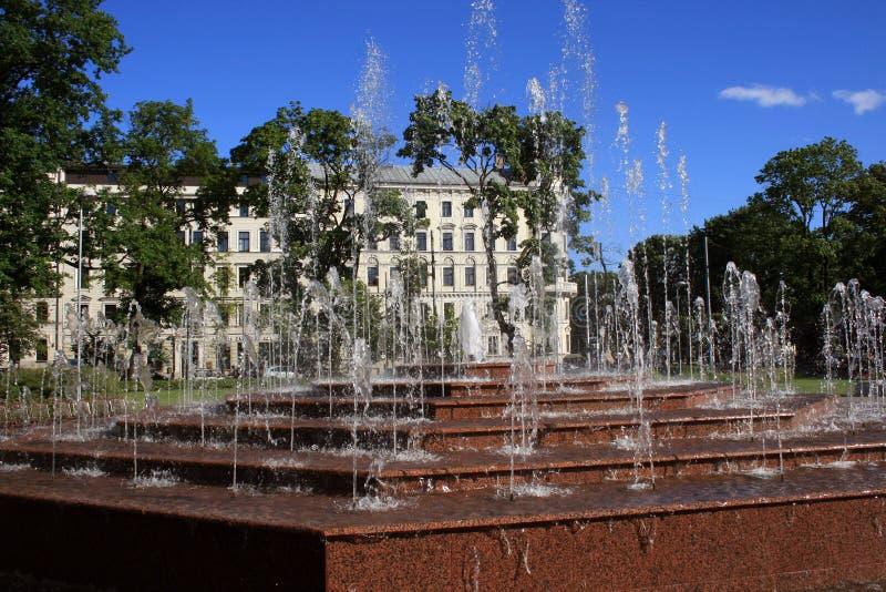 фонтаны стоковые фото