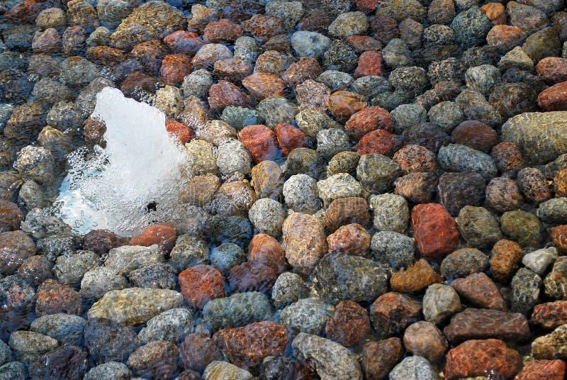 Фонтан воды стоковые изображения