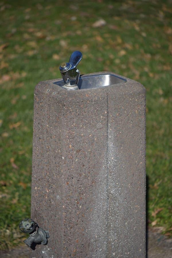 Фонтан воды стоковые фото