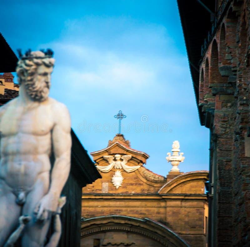 фонтан Нептун стоковая фотография