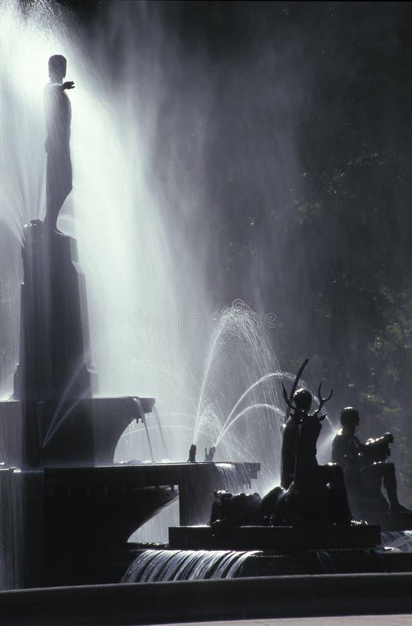 фонтан Сидней archibald иллюстрация штока