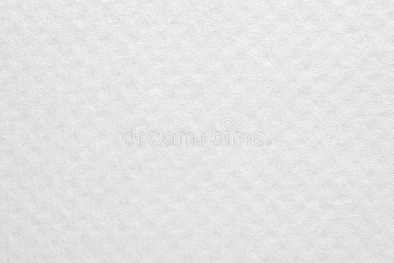 Фон абстрактной текстуры в белой бумаге Площадь бумаги с водной краской стоковое изображение rf