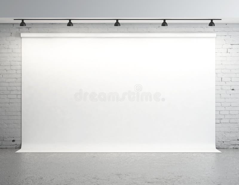 Фон в комнате стоковые изображения rf