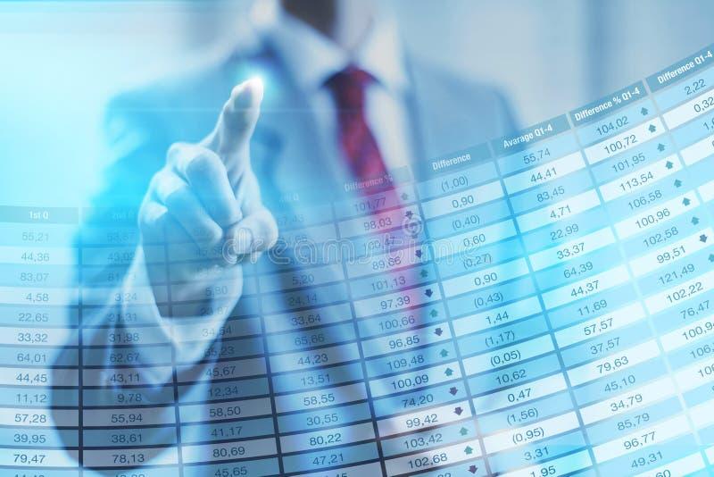 Фондовая биржа стоковые изображения