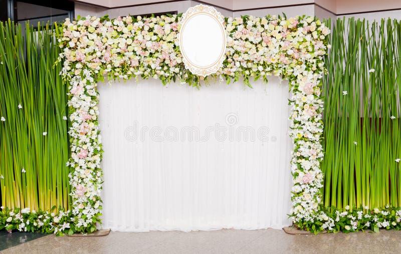 Фон свадьбы стоковые фото