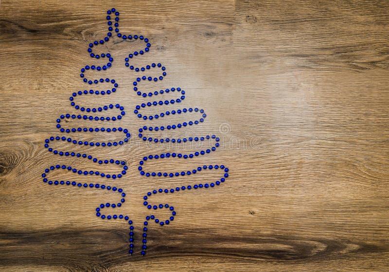 Форма рождественской елки стоковое фото rf