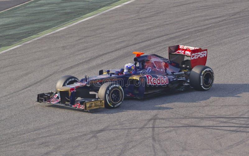 Формула-1 2012 стоковое фото