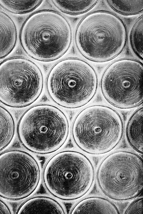формы абстрактной предпосылки стеклянные круглые стоковые фото