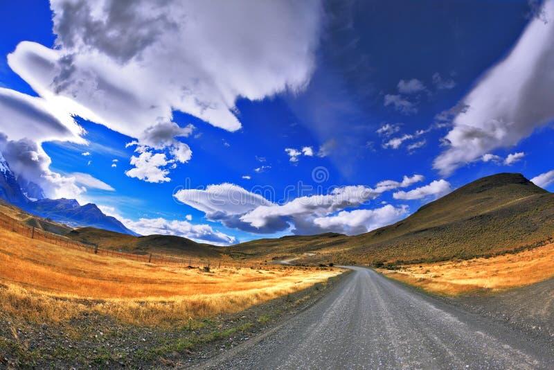 Формы облаков неимоверные стоковые фото