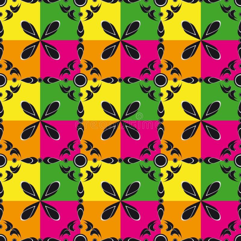 формы предпосылки геометрические безшовные иллюстрация штока