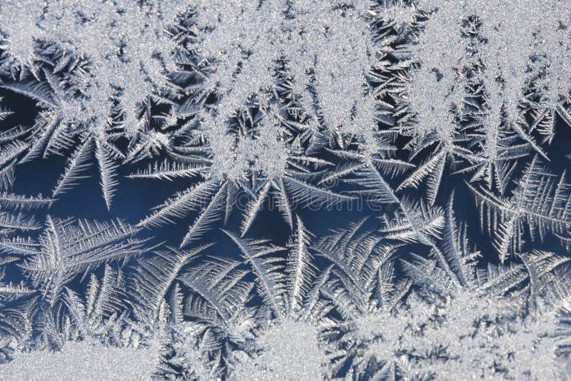Формы снега стоковая фотография rf