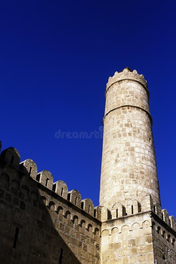 форт исламский Тунис стоковые изображения