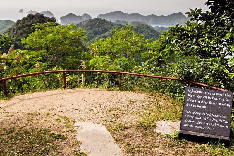 Форт канона имел порт ng ² Hai PhÃ, ба ворот полного контроля кота, Вьетнам стоковое изображение