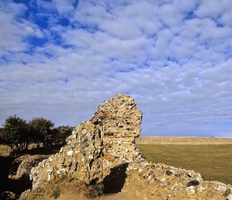 форт римский стоковая фотография rf