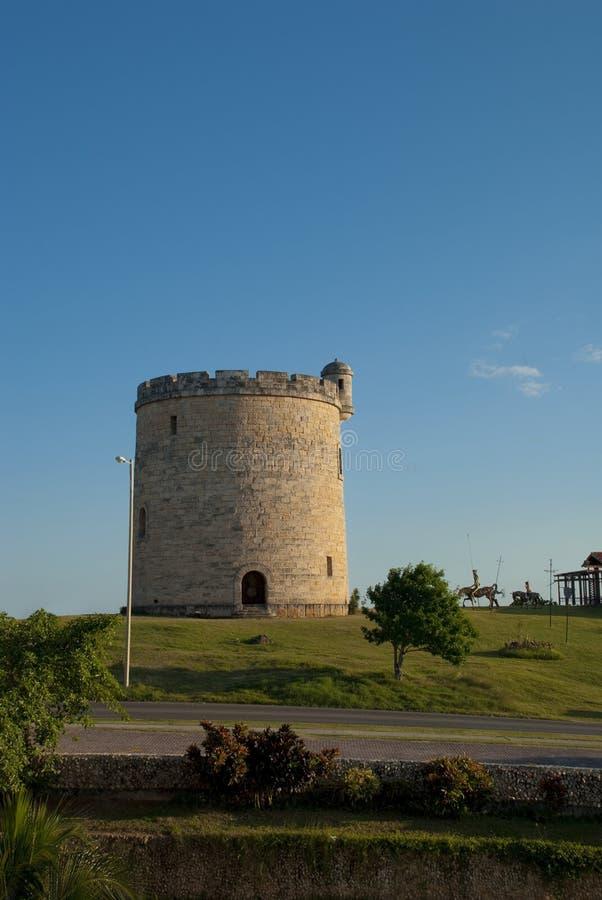 форт стоковая фотография