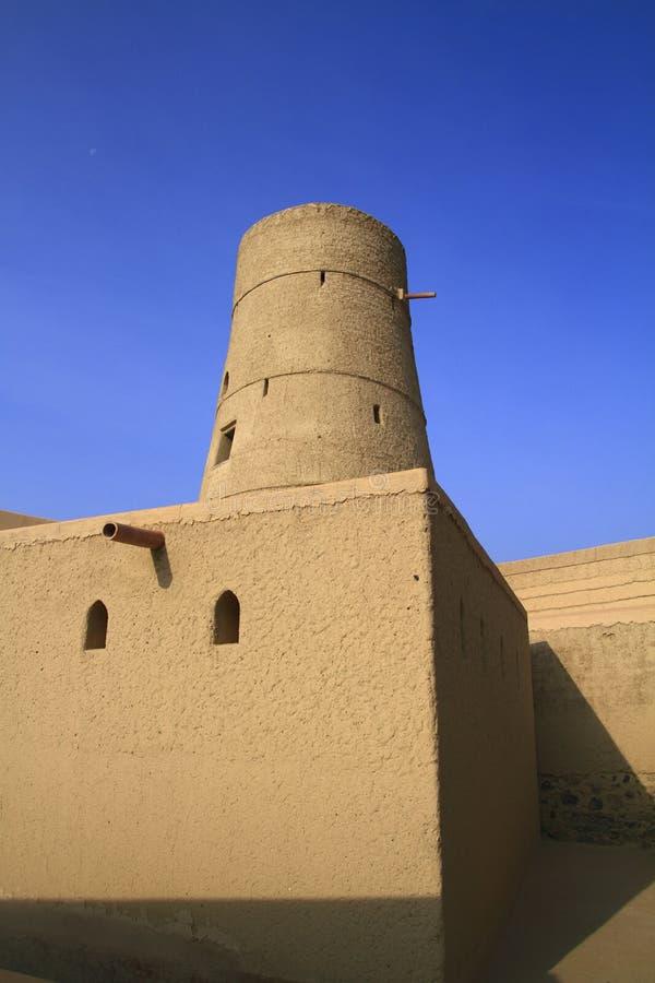 Форт Bahla стоковые фото