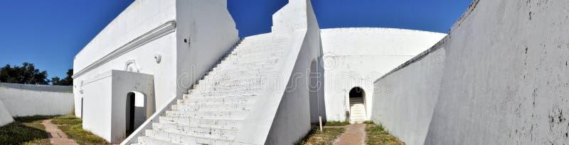 форт barrancas стоковая фотография rf