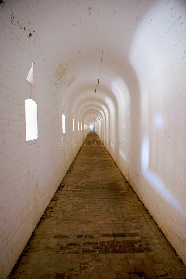 Форт Barrancas стоковые фотографии rf