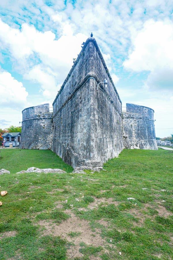 Форт Fincastle стоковая фотография