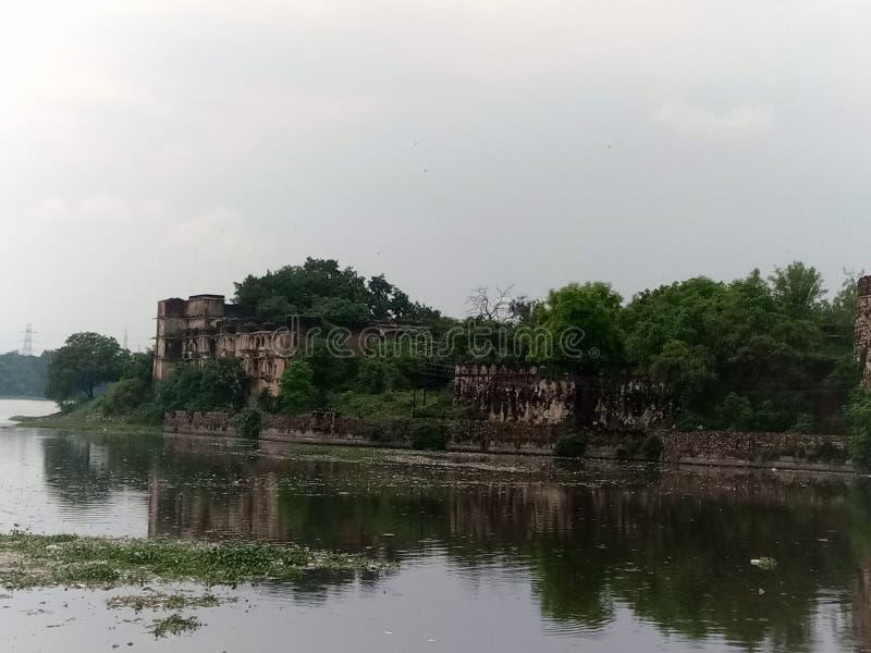 Форт kota в Индии стоковые фотографии rf