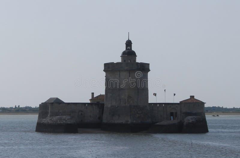 Форт Louvois, Bourcefranc-le-Chapus (Франция) стоковые фото