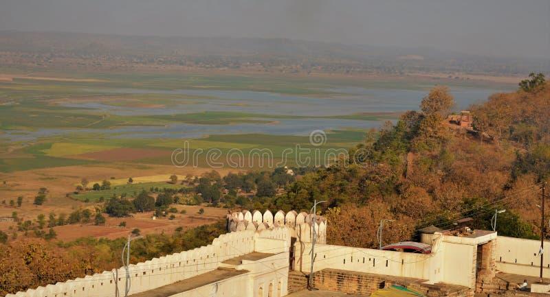 Форт Ramshej стоковые фотографии rf