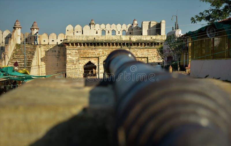 Форт Ramshej стоковая фотография