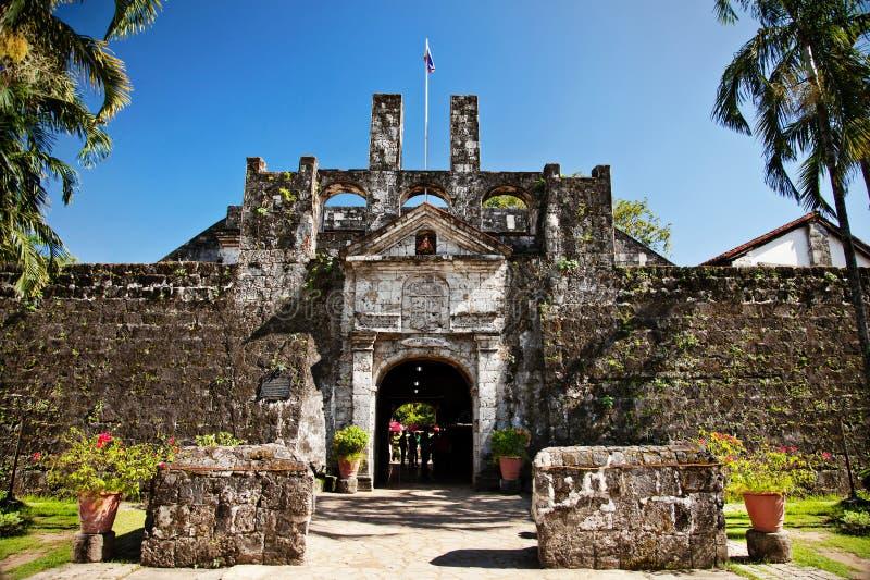 Форт San Pedro стоковые изображения