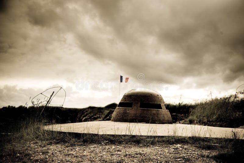 форт verdun стоковые фотографии rf