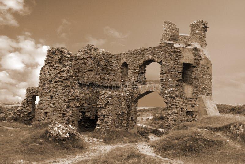 форт welsh стоковое фото