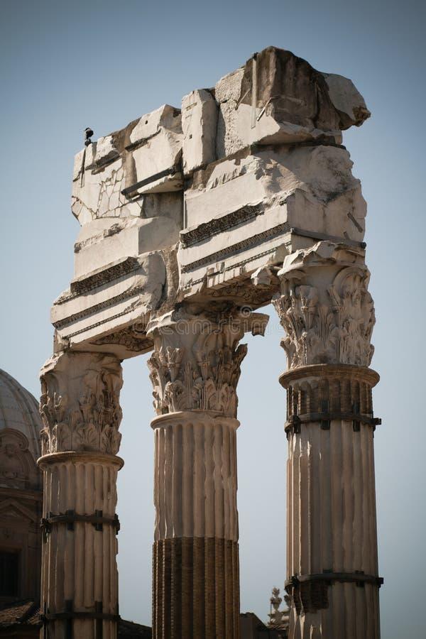 форум имперская Италия rome стоковые фото